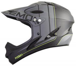 full face mountain bike helmet
