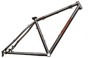 best titanium mountain bike frame
