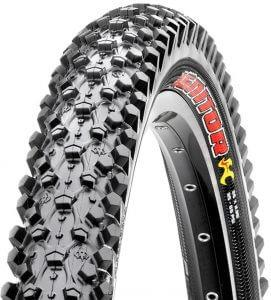 cross country bike tire