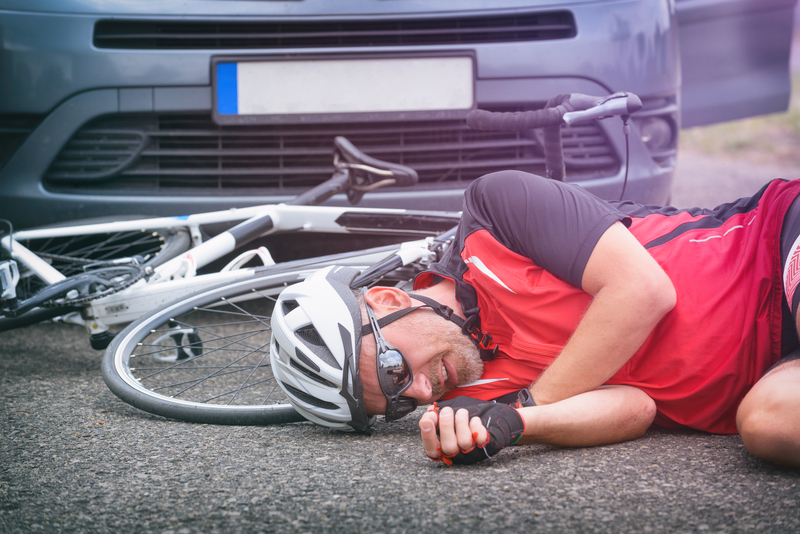 What to Do If You Are Involved in an Accident when Cycling