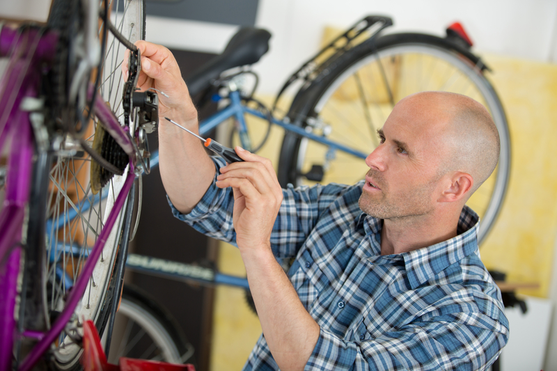 Love Cycling? How to Start Your Own At-Home Bike Repair Shop